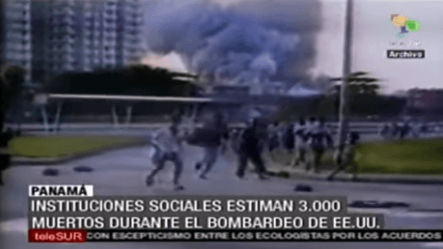 Noriega: Vom CIA-Mann zum Ziel der USA
