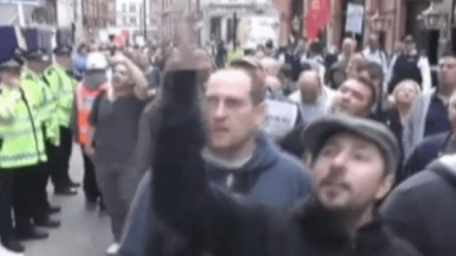 Sparks: Wilde Streiks in Grossbritannien