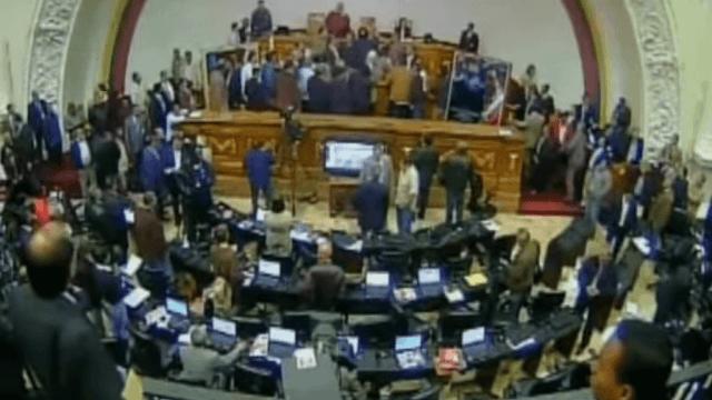 Venezuela Parlament