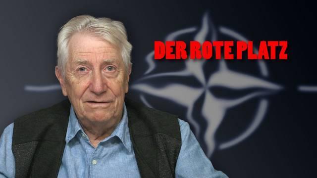 Der Rote Platz #60 mit Wolfgang Gehrcke