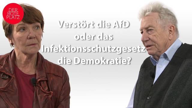 Christiane Reymann, Wolfgang Gehrcke
