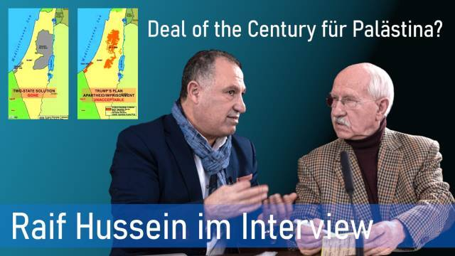 Deal of the Century für Palästina?