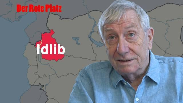 Der Rote Platz #68 mit Wolfgang Gehrcke: Machtpoker um Syrien