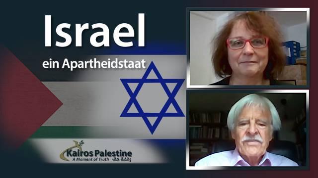 Israel als Apartheidstaat