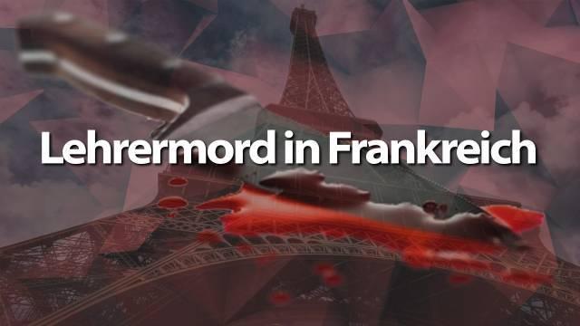 Lehrermord in Frankreich