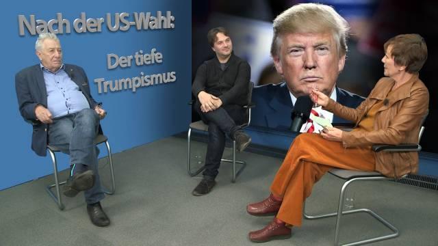 Nach der US-Wahl: Der tiefe Trumpismus