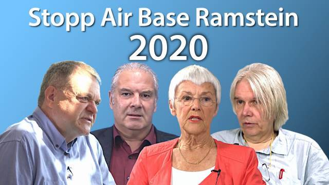 Stopp Air Base Ramstein 2020