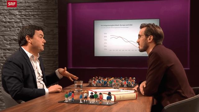 Thomas Piketty: Ungleichheit zerstört die Demokratie | Sternstunde Philosophie | SRF Kultur