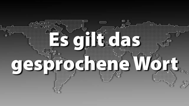 Peter Wahl: Rede zum Antikriegstag