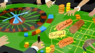 Eurokrise - Wer zahlt die Zeche