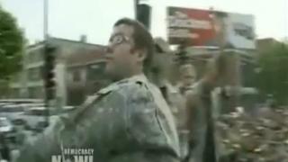 US-Kriegsveteranen werfen ihre Orden weg
