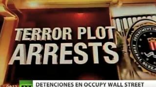 Repression gegen Occupy Wallstreet