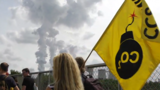 Blockupy Vattenfall