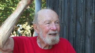 Folklegende Peter Seeger