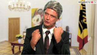 """Bundespräsident Joachim Gauck: """"Deutschland kein Ponyhof"""""""