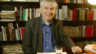 Eckart Spoo, Herausgeber der Zeitschrift Ossietzky
