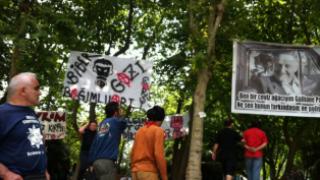 Taksim ist ein Synonym für Widerstand