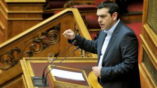 Alexis Tsipras, Ministerpräsident Griechenlands