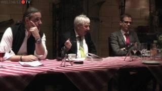 Dr. Alexander Neu, Wolfgang Gehrcke und Stefan Liebich