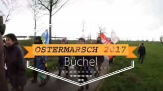 Ostermarsch 2017 in Büchel