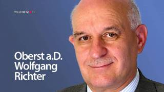 Oberst a.D. Wolfgang Richter