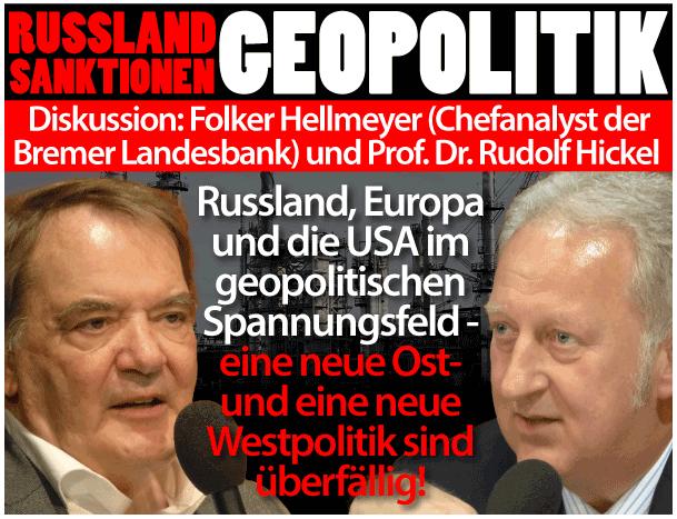 Folker Hellmeyer u. Prof. Dr. Rudolf Hickel