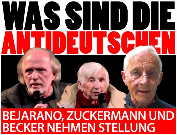 """Was sind die """"Antideutschen""""?"""