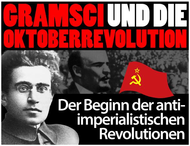 Antonio Gramsci Oktoberrevolution