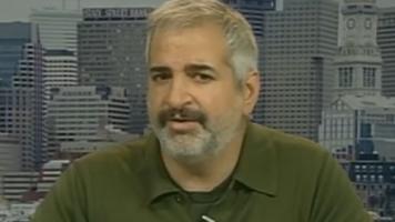 New York Times-Korrespondent Anthony Shadid