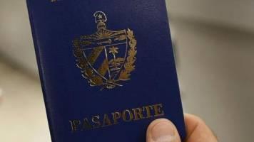 Kubanischer Pass
