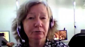Syrien-Korrespondentin Karin Leukefeld