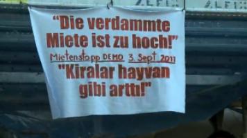 Mietenstopp-Demo Berlin