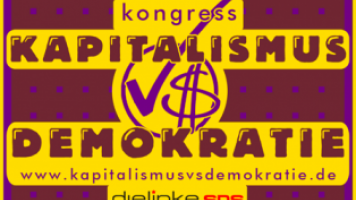 Kongress: Kapitalismus vs. Demokratie
