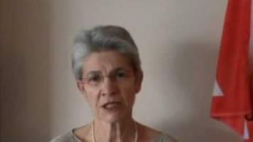 EGB-Generalsekretärin Bernadette Ségol