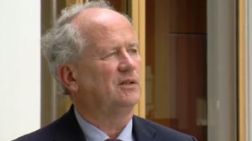 Heiner Flassbeck, Ökonom und früherer Finanzstaatssekretär