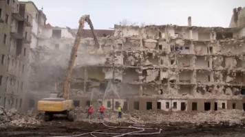 Die Stadt als Beute - Film von Andreas Wilcke