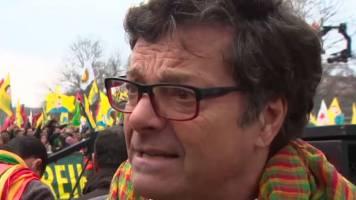 Diether Dehm @ Newroz 2016