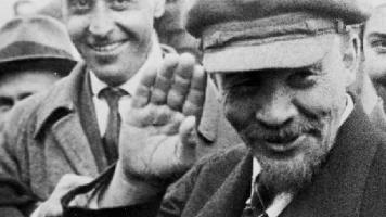 Talkrunde 100 Jahre Oktoberrevolution