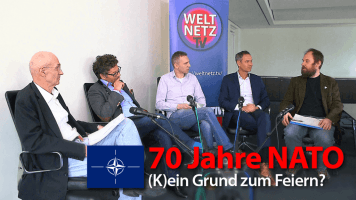 70 Jahre NATO - (K)ein Grund zum Feiern?