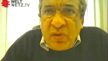 Mamdouh Habashi, Vorstandsmitglied des Arabisch-Afrikanischen Forschungszentrums