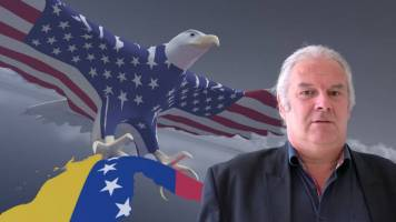 Der Abgeordnete Andrej Hunko berichtet weltnetz.tv über seine Reise nach Venezuela