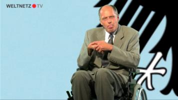 """Wolfgang Schäuble alias Reiner Kröhnert: """"TTIP ist eine feine Sache"""""""