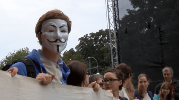 Widerstand gegen den Überwachungsstaat