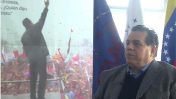 Venezuelas Botschafter in Berlin: Orlando Maniglia Ferreira