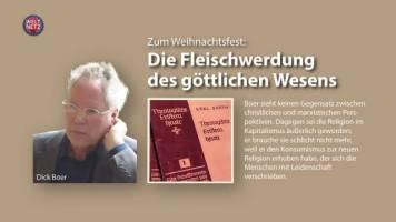 """Dick Boer: """"Theopolitische Existenz – von gestern, für heute"""""""