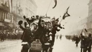 Die ungarische Räterepublik