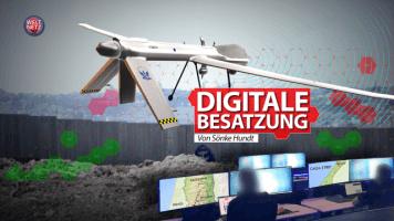 Techniken der Cybersicherheit zur Überwachung der Palästinenser