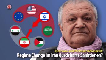 Regime Change im Iran durch harte Sanktionen?