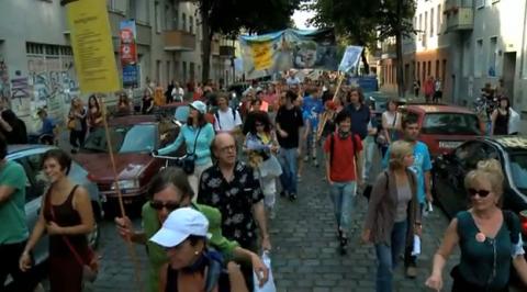 Mieterproteste Berlin