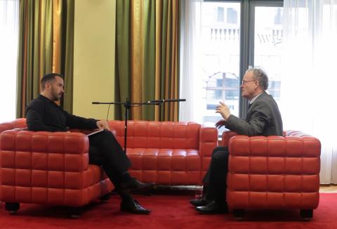 Harald Neuber im Gespräch mit Friedrich Schorlemmer